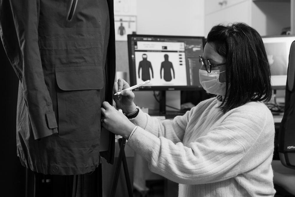 Atelier de développement textile